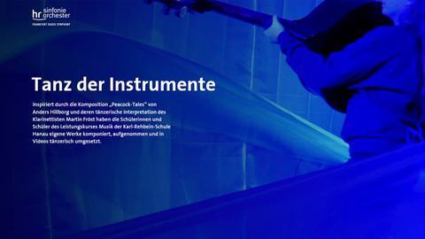 Spielzeitschule: Tanz der Instrumente