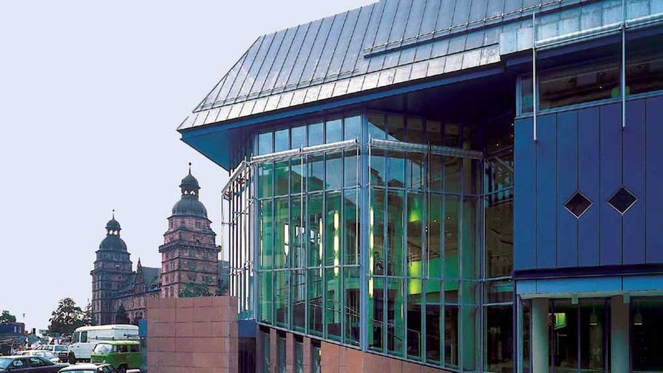 Stadthalle Aschaffenburg