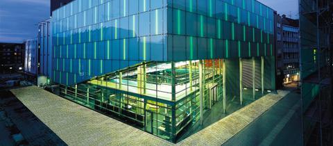 Konzerthaus in Dortmund