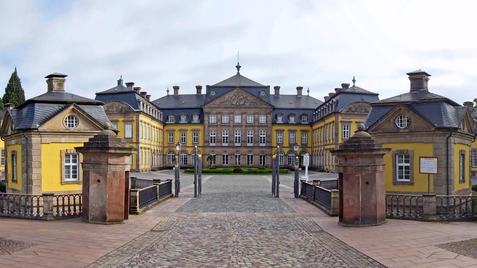 Bad Arolsen - Residenzschloss