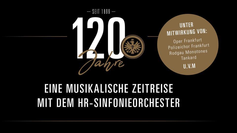 120 Jahre Eintracht Frnakfurt