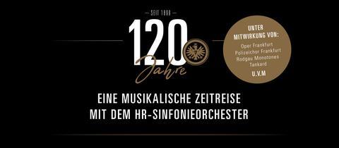 120 Jahre Eintracht Frankfurt