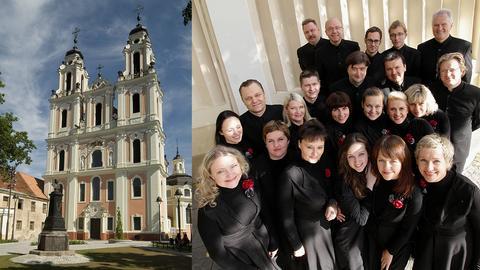 Kirche und Chor