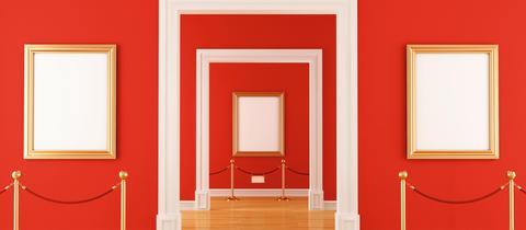 Bilder eine Ausstellung