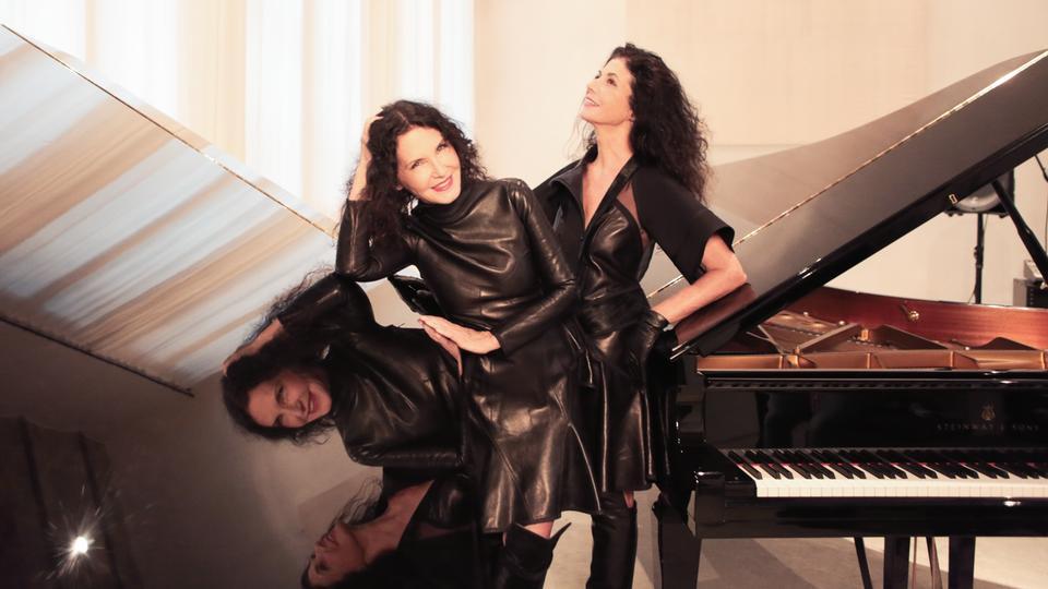 Klavierduo Labeque