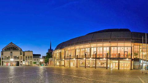 Aschaffenburg - Stadthalle