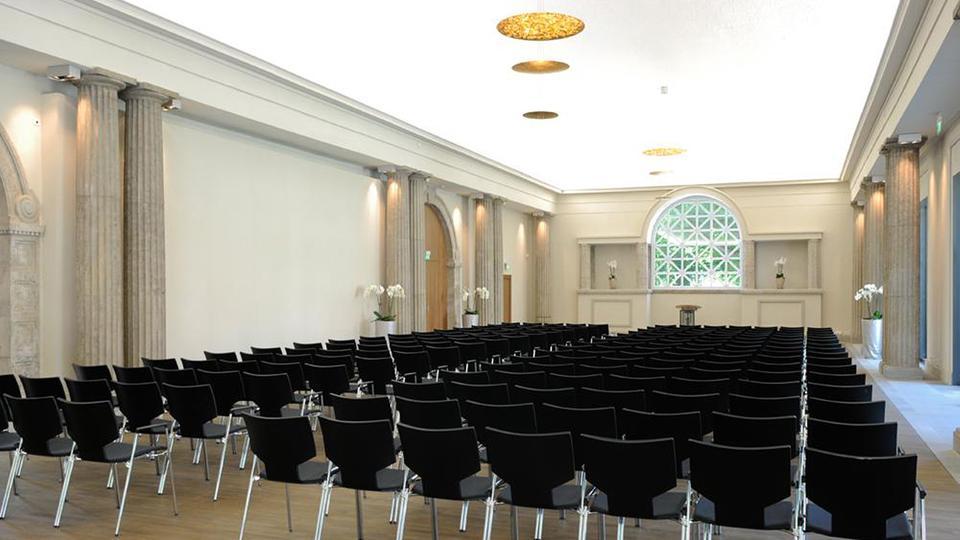 Bad Nauheim - Konzertsaal Trinkkuranlage