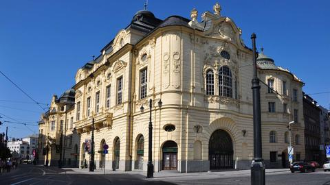 Bratislava - Slowakische Philharmonie