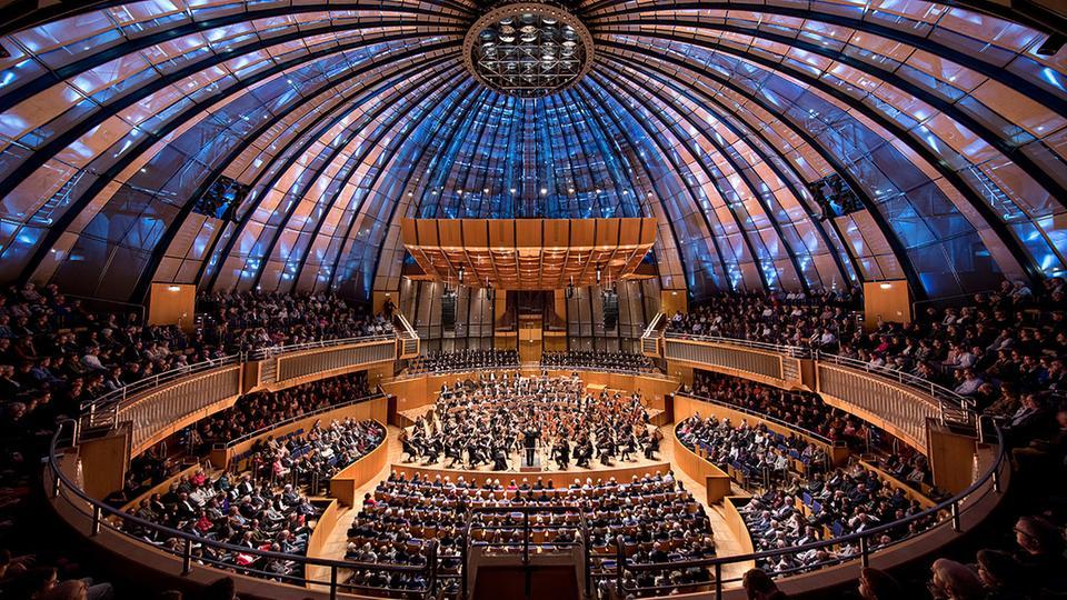 Düsseldorf - Tonhalle