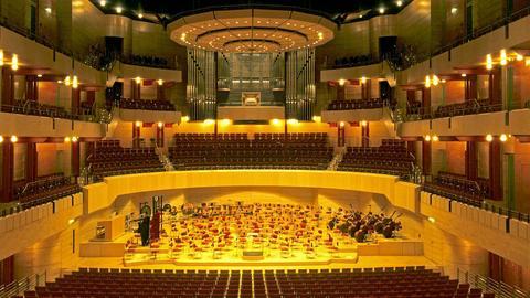 Essen - Philharmonie