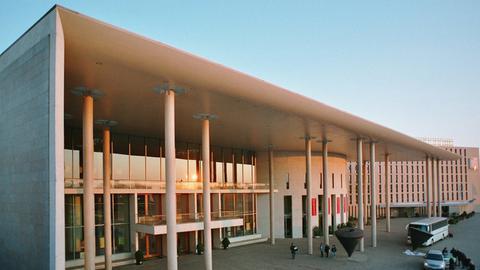 Freiburg - Konzerthaus