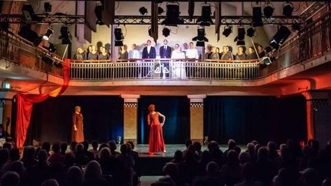 Friedberg - Theater Altes Hallenbad