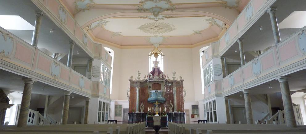 Lauterbach - Stadtkirche