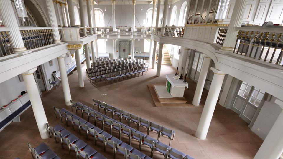 Wettenberg-Wissmar - Evangelische Kirche