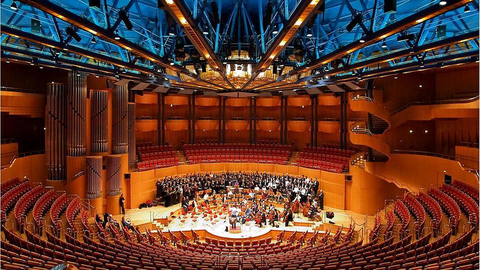 Köln - Philharmonie