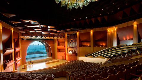 Las Palmas - Auditorio Alfredo Kraus