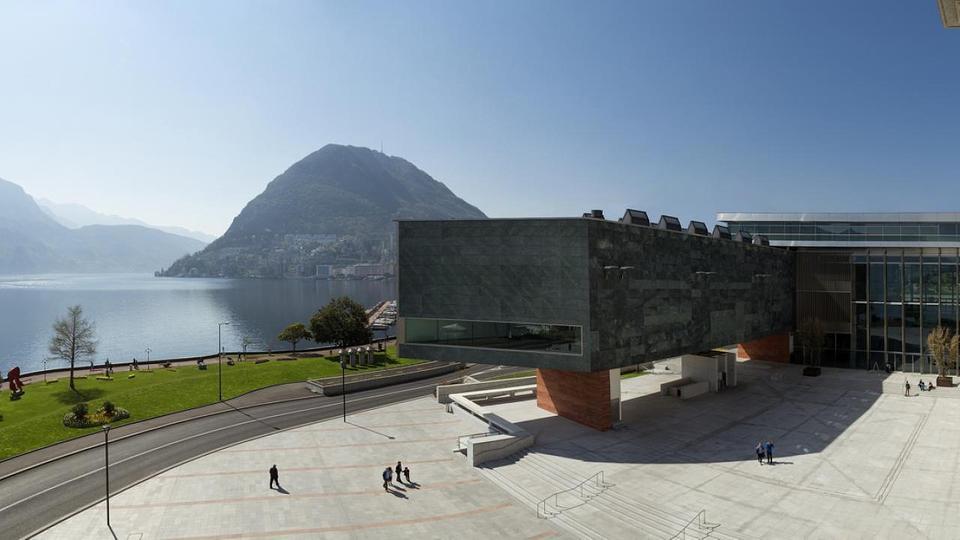 Lugano - LAC Lugano Arte e Cultura