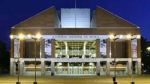 Madrid - Auditorio Nacional de Música