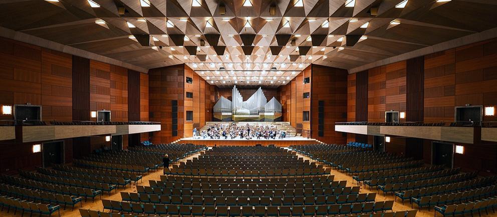 Nürnberg - Meistersingerhalle