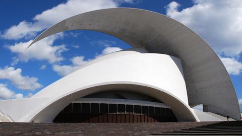Santa Cruz - Auditorio Adán Martín de Tenerife