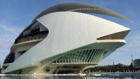 Valencia - Palau de les Arts Reina Sofía