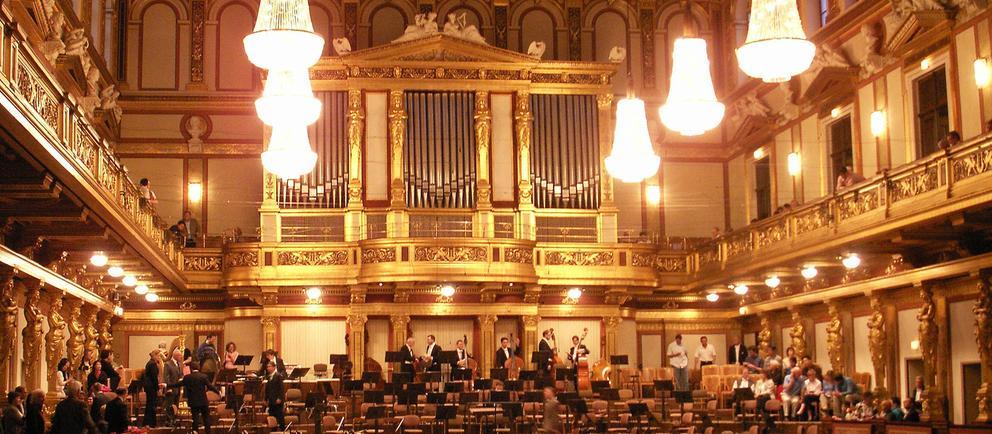 Wien - Musikverein