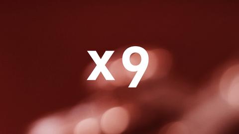 Sinfonie x 9