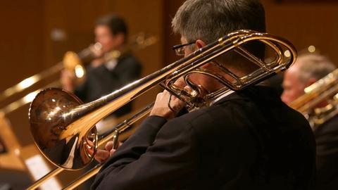 Blechbläser des hr-Sinfonieorchesters