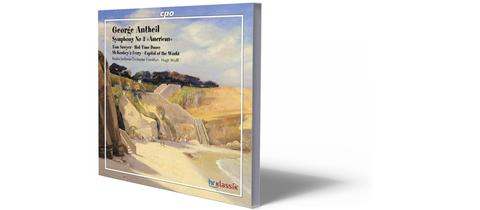 CD-Cover Antheil 3