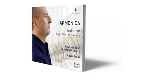 CD-Cover Armonica