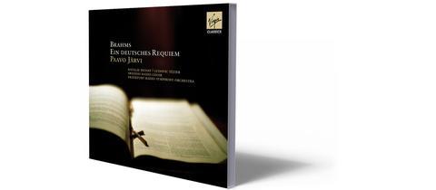 CD-Cover Ein Deutsches Requiem