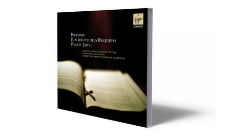 CD-Cover Ein Deutsches Requiem