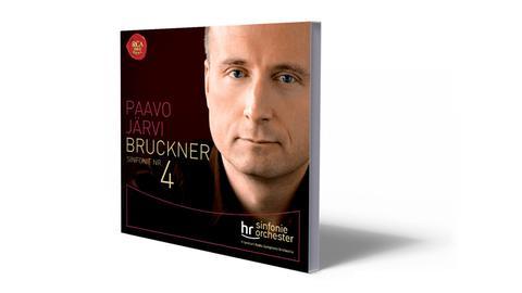 CD-Cover Bruckner 4