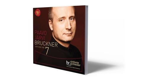 CD-Cover Bruckner 7