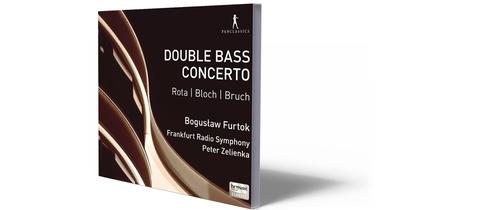 CD-Cover Double Bass Concerto