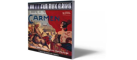 CD-Cover Carmen
