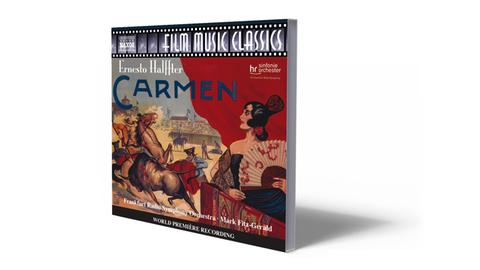 CD-Cover Carmen