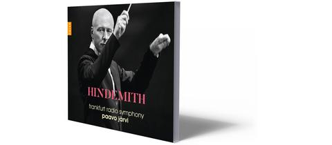 CD-Cover - Hindemith - Mathis der Maler