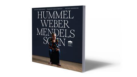 CD-Cover Eberl / Hummel-Weber-Mendelssohn