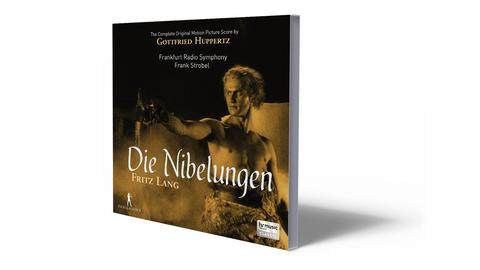 CD-Cover Nibelungen