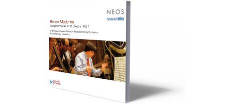 CD-Cover Maderna 1