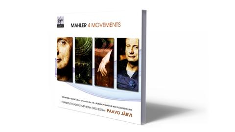 CD-Cover 4 Moments