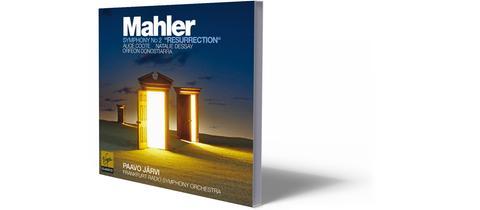 CD-Cover Mahler - 2. Sinfonie