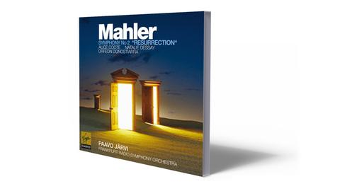 CD-Cover Mahler - 2. Sinfonie