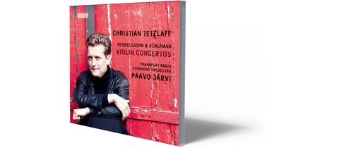 CD-Cover Tetzlaff