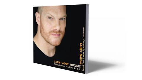 CD-Cover Lars Vogt