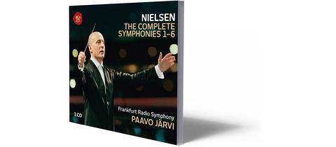 CD-Cover Nielsen