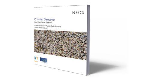 CD-Cover Ofenbauer - Zwei Frankfurter Préludes