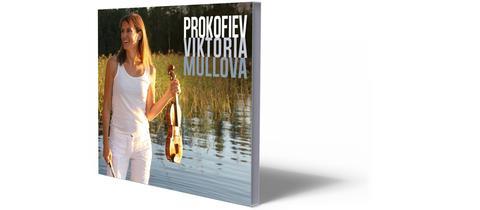 CD-Cover Prokofjew