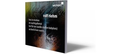 CD-Cover Riehm